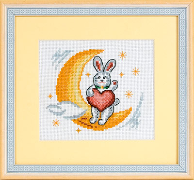 купить набор для вышивания крестом и бисером Кларт 8-019 Добрых снов!
