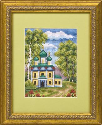 купить набор для вышивания крестом и бисером Кларт 8-043 Летний денек