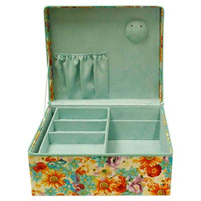 Шкатулки для хранения швейных принадлежностей