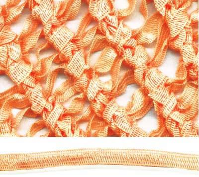 вязание сумок из ленточной пряжи