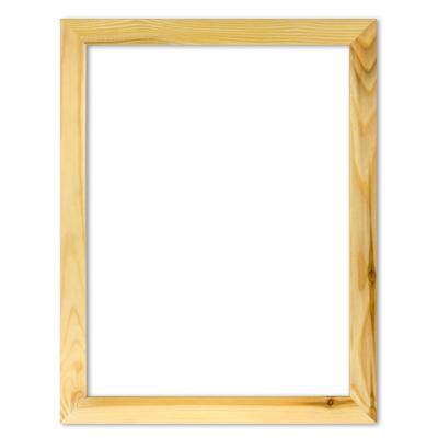 Рамка для стекла из дерева