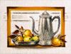 Вышитые картины, изделия из бисера и бусин, вязанные изделия, купить вышивку Натюрморт с грушами, Н-278.