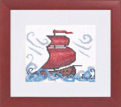 Кларт 8-056 Алые паруса